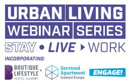 Urban Living Webinar Series